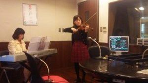 ラジオ出演・浅野裕里香2